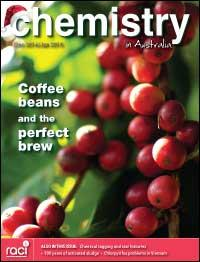 Chemistry in Australia December 2014 cover